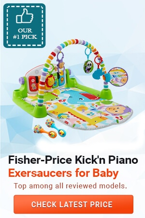 Best Exersaucer for Baby