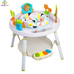 COLOR TREE Baby 3-Stage Jumper Activity