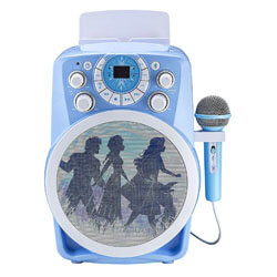 Frozen CDG Karaoke Machine
