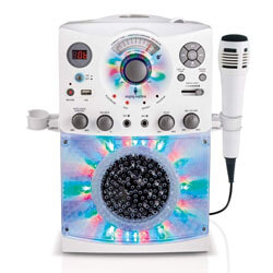 Singing Machine SML385UW Bluetooth Karaoke