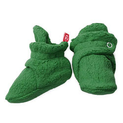 Zutano Cozie Fleece Baby Booties, Best Baby Socks