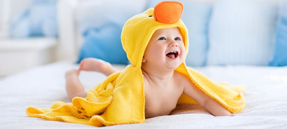 Best Baby Towels & Washcloths