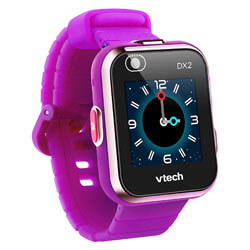 VTech Kidizoom Smartwatch DX - Purple, Best Toys for 5 Year Old Girls