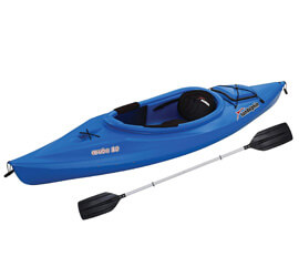 Sun Dolphin Aruba Kayak, Best Kayak for Kids