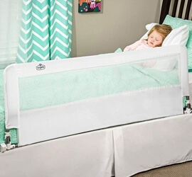 Regalo Hideaway Bed Rail Guard, Best Toddler Bed Rails