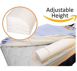 Smooth Transition Kids Bed Rails