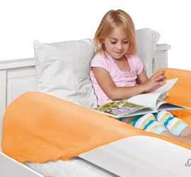Shrunks Inflatable Kids Bed Rails, Best Toddler Bed Rails