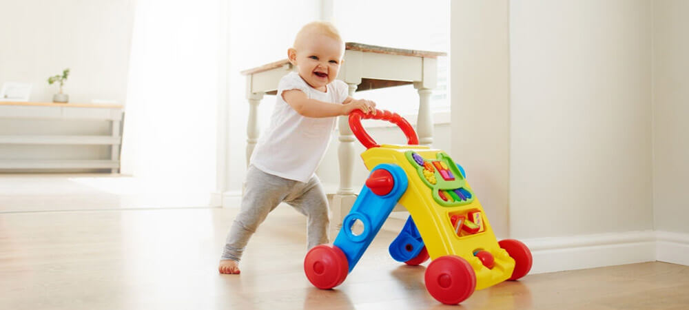 Best Baby Push Walkers – Top Buying Guide of 2020
