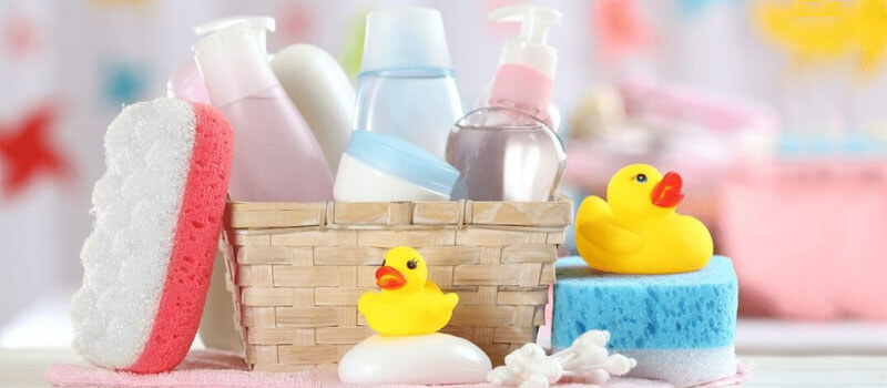 How to Clean Baby Toys