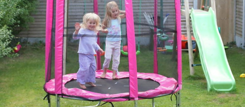 Best Toddler Trampolines in 2020 – Perfect Jumping Surface for Kids
