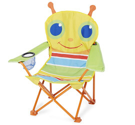 Melissa & Doug Giddy Buggy Chair, Best Toddler Chairs