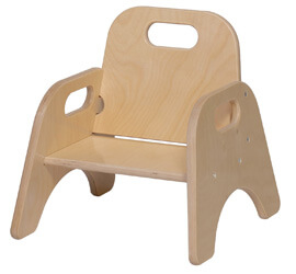 Steffy Wood Toddler Chair