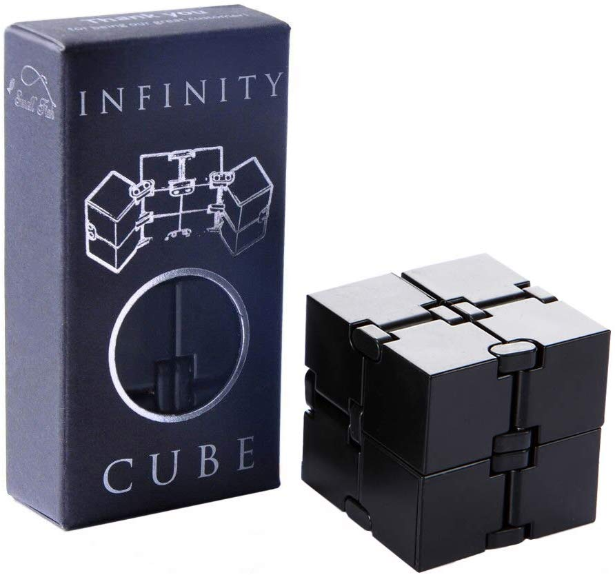 Small Fish Infinity Cube Fidget Toy