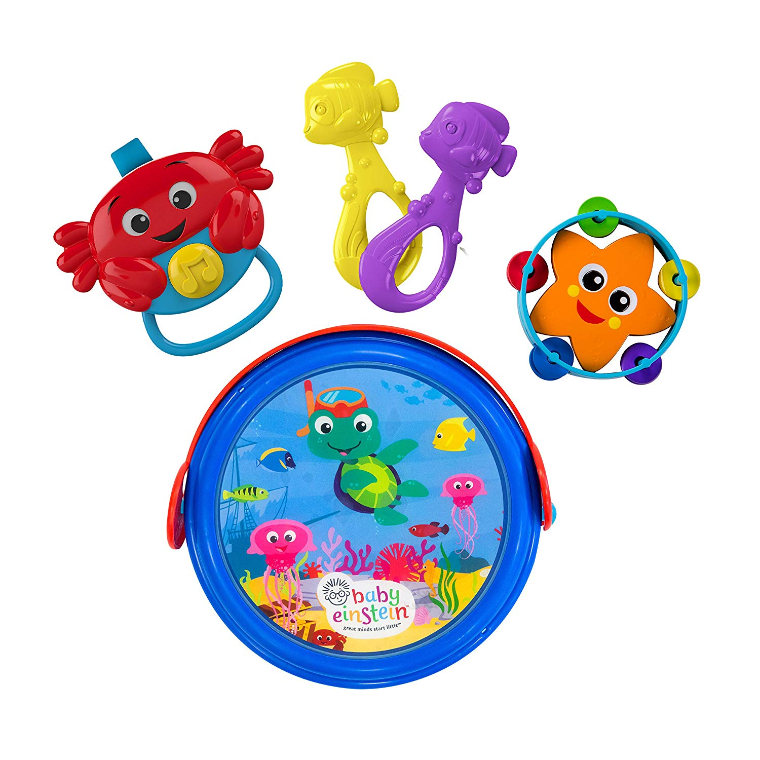 Baby Einstein Drum Set