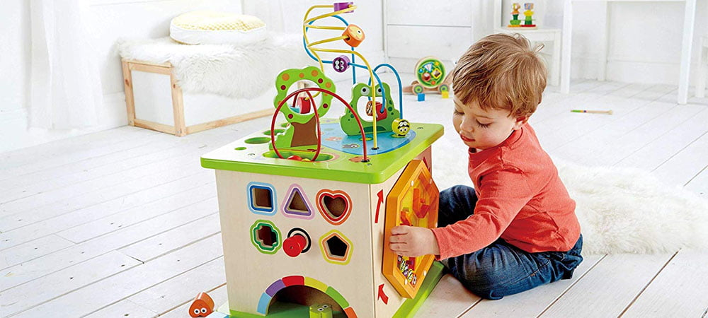 Best Activity Cubes for Toddlers in 2020 – Expert's Review