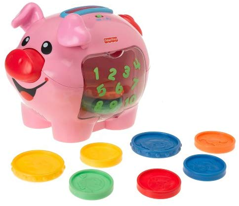 Fisher-Price Learning Piggy Bank