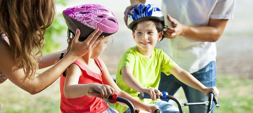 Features That Make A Bike Helmet Perfect For Your Kids