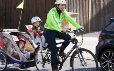Bike Trailer or Bike Seat for Child – Which is More Safer