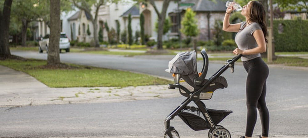 Safety Features To Look For In All-Terrain Strollers