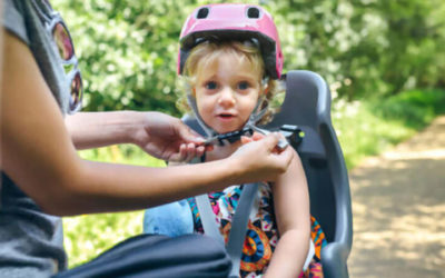 Safety Precautions Regarding Child Bike Seats – Informative Guide