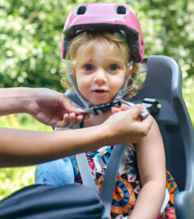 Safety Precautions Regarding Child Bike Seats