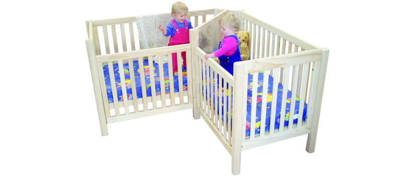 How To Choose The Right Crib For Twins | Temper and Tantrum