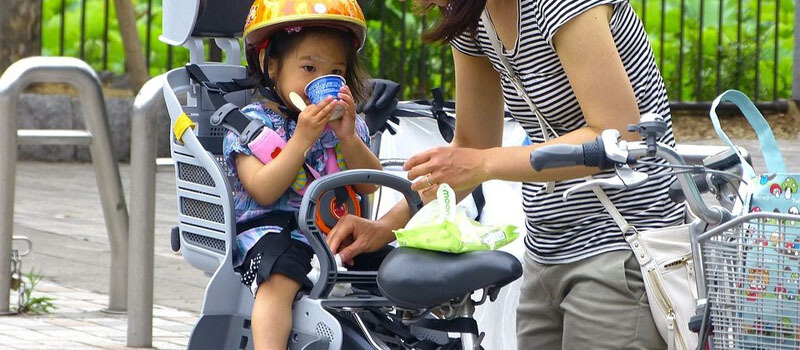 How to Choose The Right Child Bike Seat?