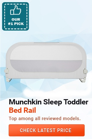 Munchkin Toddler Bed Rail, Best Toddler Bed Rails