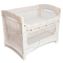 Arm's Reach Concepts Ideal Ezee Bedside Bassinet