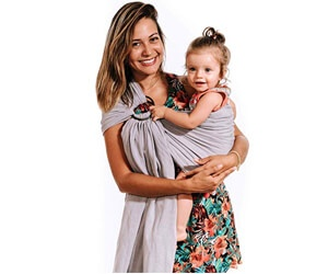 Babe Au Lait Premium Cotton Nursing Cover
