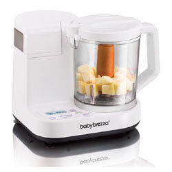 Baby Brezza Glass Baby Food Maker