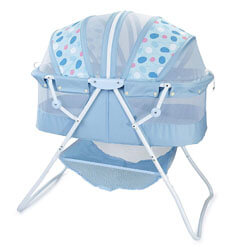Big Oshi Emma Newborn Baby Bassinet