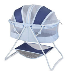 Big Oshi Emma Newborn Portable Baby Bassinet