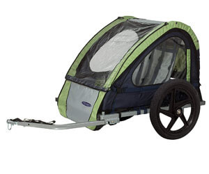 Bike Trailer for Kids by Instep