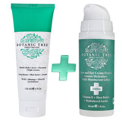 Botanic Tree Stretch Mark Cream