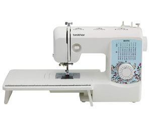 Brother XR3774 Quilting Machine
