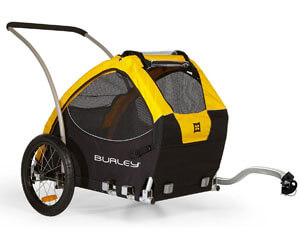 Burley Design Tail Wagon Bike Trailer