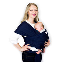 Cutie Carry Baby Wrap Carrier Sling
