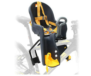 CyclingDeal Bicycle Kids Child Front Baby Seat
