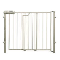 Evenflo Easy Walk-Thru Top-of-Stairs Gate