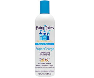 Fairy Tales Tangle Tamer Super Charge Detangling Shampoo