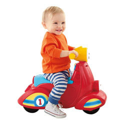 Smart Stages Laugh and Learn Scooter by Fisher-Price