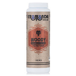 Fromonda | Body Powder (Woody) (5 oz, 1-Pack)