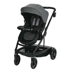 Graco Single to Double Stroller