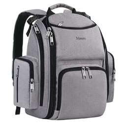 Mancro Diaper Bag Backpack