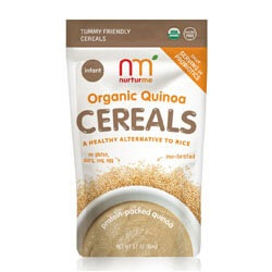 NurturMe Organic Infant Cereals
