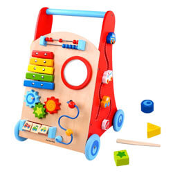 Pidoko Kids Baby Walker Cart