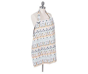 Pura Vida Cotton Baby Nursing Cover and Sling