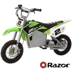 Razor Dirt Rocket McGrath Electric Motocross Bike