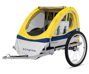 Schwinn Joyrider Trailblazer Child Bike Trailer